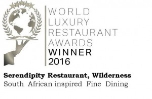 World Luxury Restaurant Winner 2016